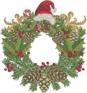 OregonPatchWorks.com - Sets - Wreaths For Christmas
