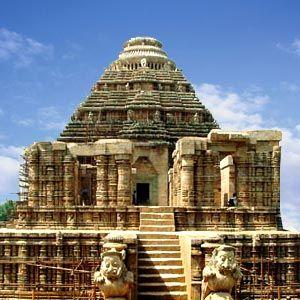 Sun Temple, Konârak, State of Orissa, Puri District, India. Inscription in 1984. Criteria: (i)(iii)(vi)