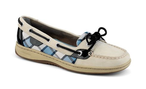 WANT!! Sperry Top-sider Womens Angelfish Slip-On Boat Shoe
