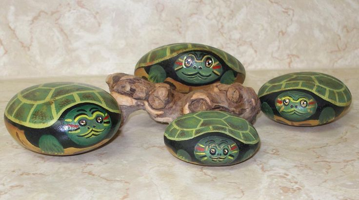 Turtles Sunning,  this would be fun to paint and put in my flower garden...