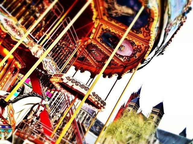 The Spring Fun Fair #maastricht