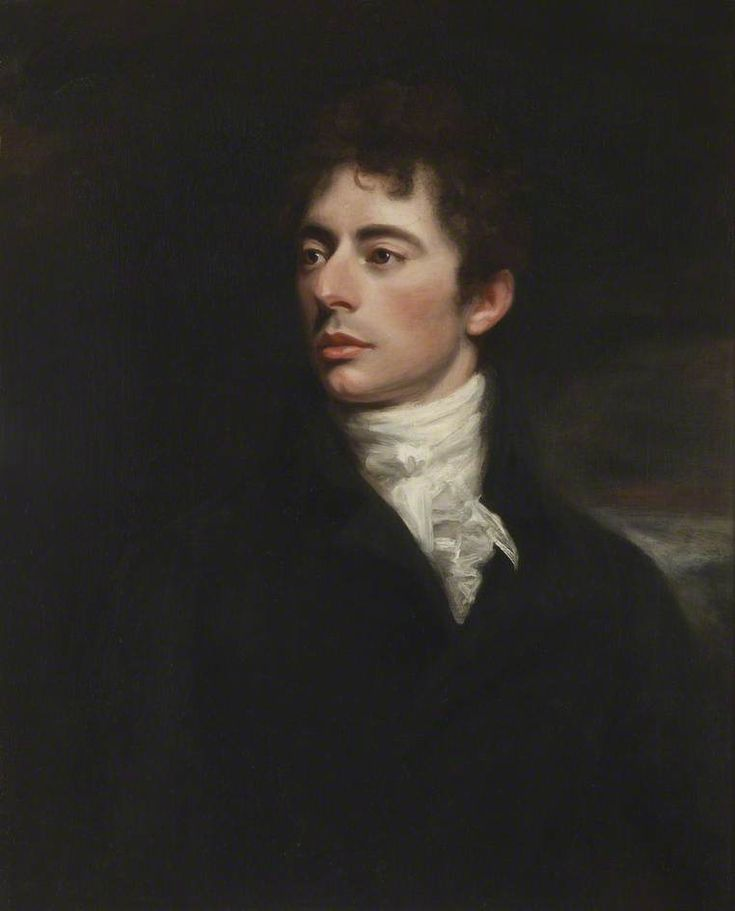 Robert Southey (1774–1843), Aged 31: Painting