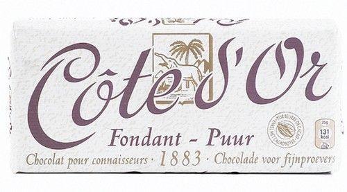 Cote d'Or Classic chocolat Fondant 150gr Laissez-vous tenter par l'intensité du chocolat fondant de Côte d'Or avec la tablette classique Côte d'Or à l'emballage rétro connu de tous. Super site en ligne www.chockies.net