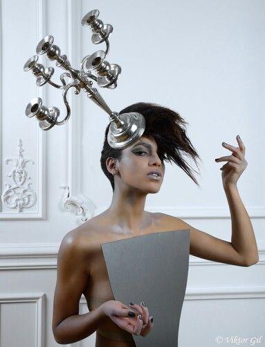Fashion deco #silver