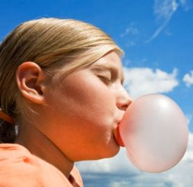 Fact or Fiction? Chewing gum takes seven years to digest