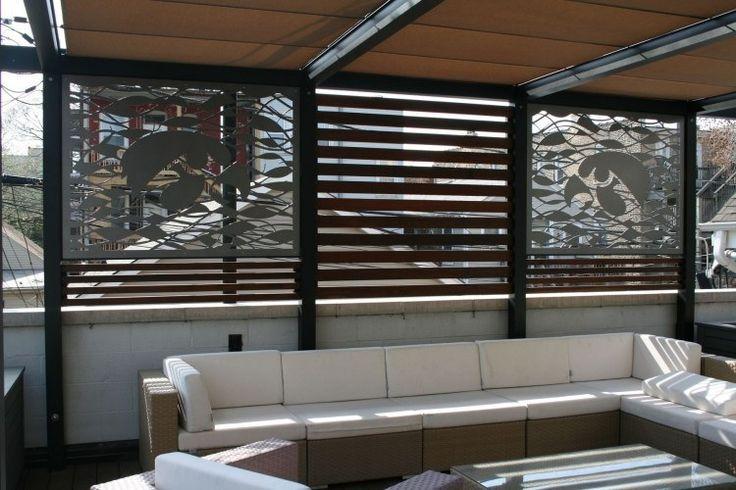 les 45 meilleures images du tableau acier d coupe laser sur pinterest panneau occultant les. Black Bedroom Furniture Sets. Home Design Ideas