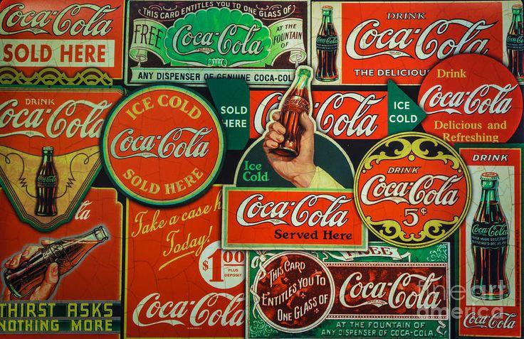 Publicidad en Coca-Cola. | Marketing