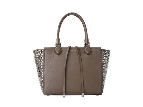 Of course I want this....! Michael+Kors+Collection+Miranda+Large+Tote+With+Multi+Studded