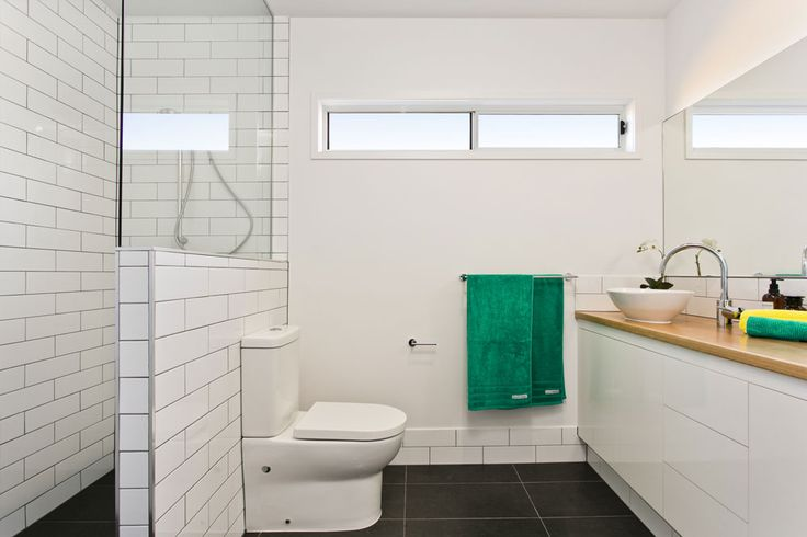 ECO PERFORMANCE - Wet Areas Floor Cabinetry for tiled skirting