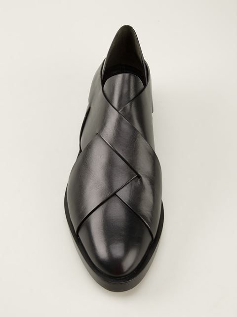 Visibly Interesting: Alexander Wang `morgan` Brogues - Feathers