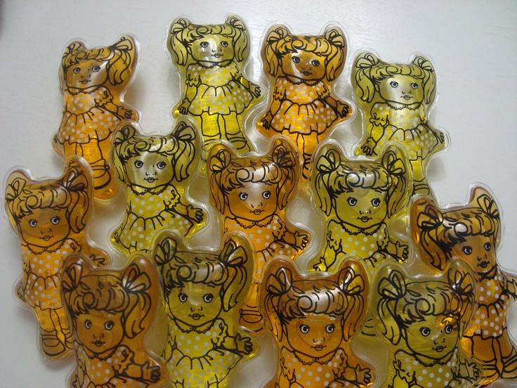 Souvenirs tematicos gel de ducha en forma de SARA KAY
