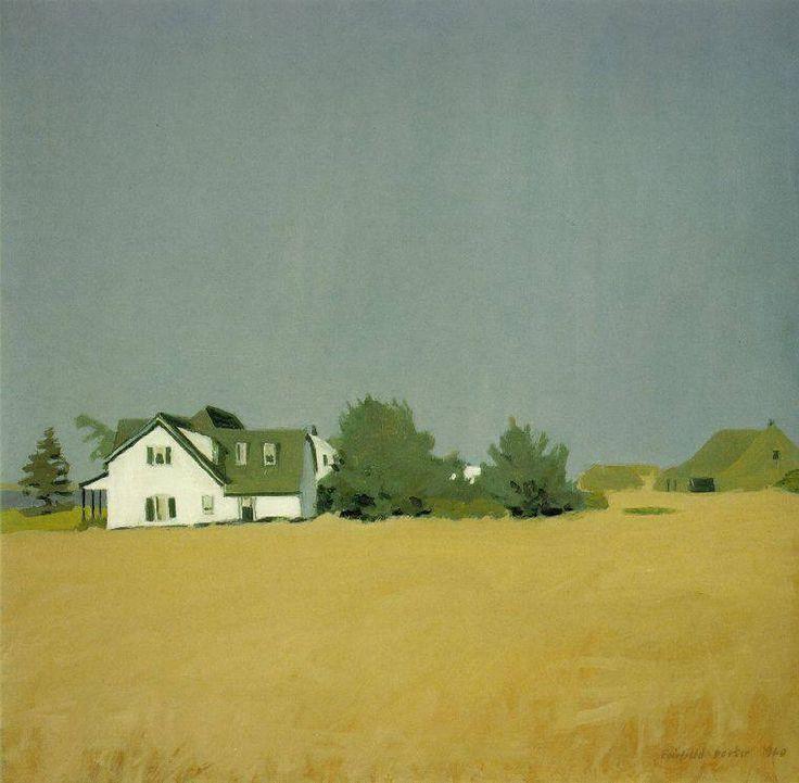 Wheat - Fairfield Porter