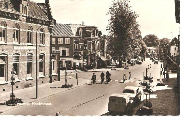 Emmen: Hoofdstraat 1958