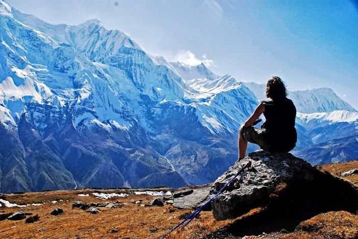 #Himalayas - images that remind and inspire me to go back to the mountains I love