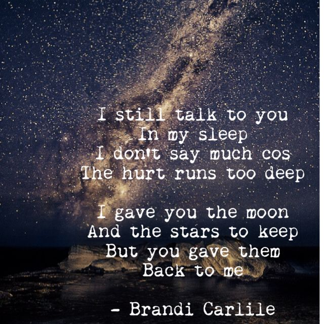 Brandi Carlile, Promise to Keep