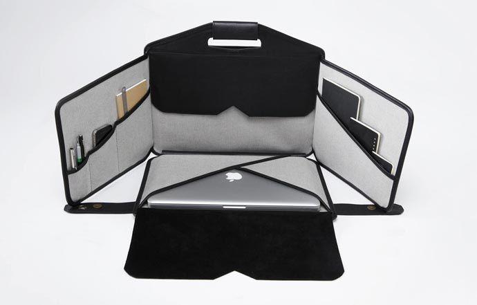 La Fonction No1 Mobile Workstation by Piks Design. Brilliant Portable Office Design. See more at jebiga.com