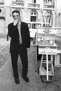 Roberto Bolaño - Chilean novelist, short-story writer, poet and essayist.