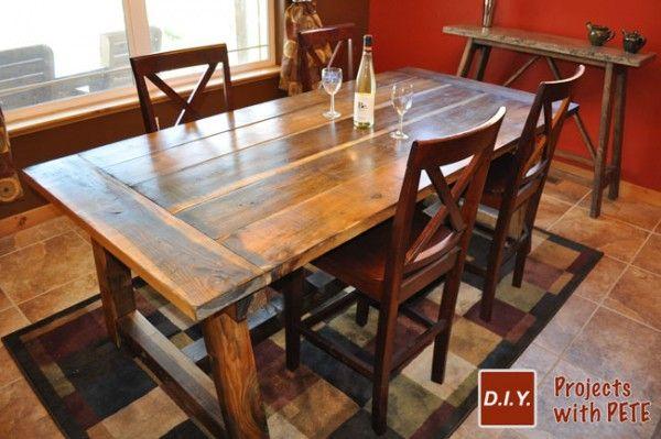 DIYのおすすめテーブル30選。毎日の生活がおしゃれで快適になるアイデアを厳選! | Makit![メキット]