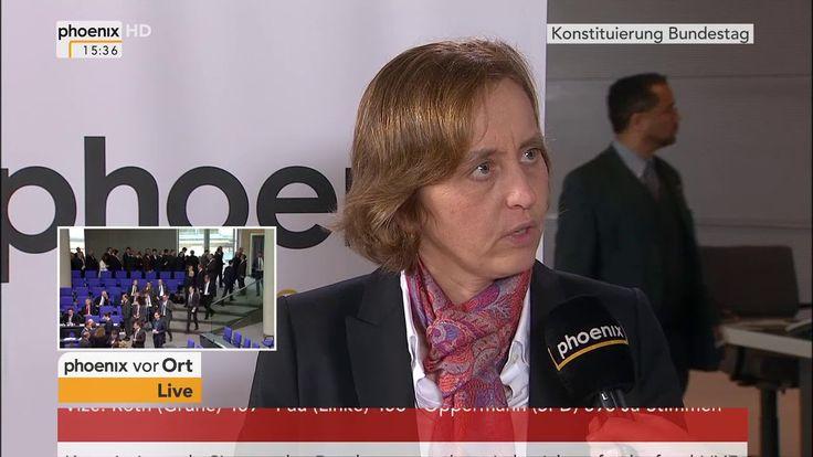Beatrix von Storch zur konstituierenden Sitzung des Bundestages am 24.10.17