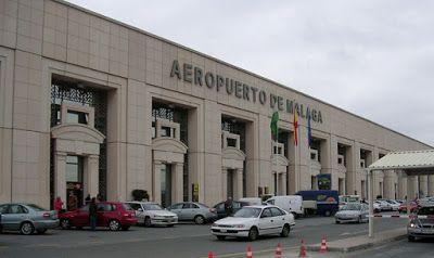 Malaga Airport: 382 words