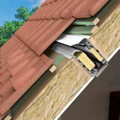 Renson Fabrications Ventilation for rooms under a roof