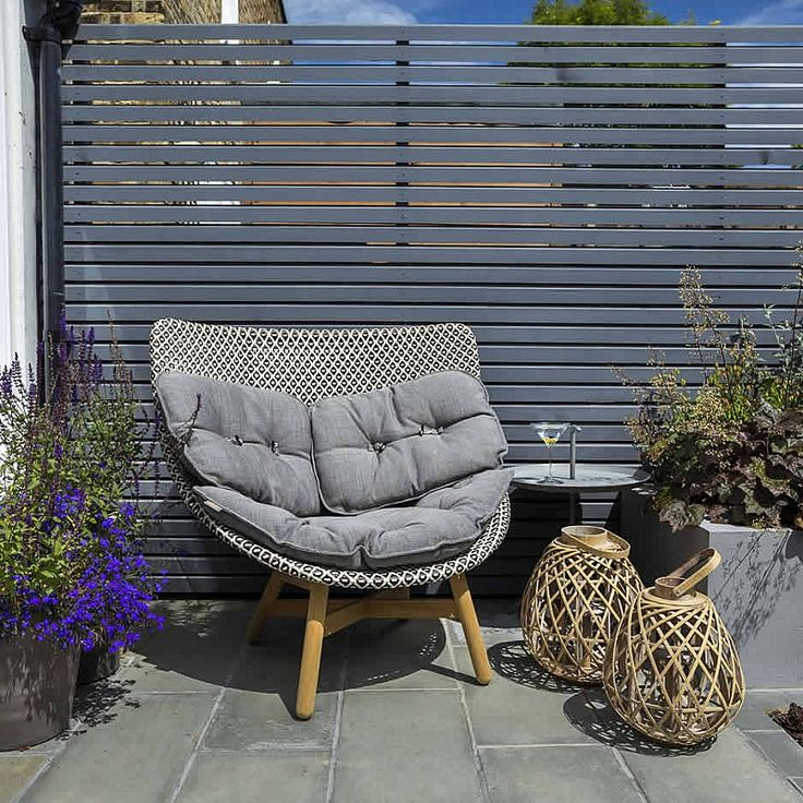 Private Small Garden Design