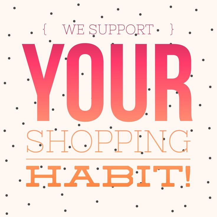 👜👖We support your shopping habit! 👠👚 #shopalb #ApricotLaneTS