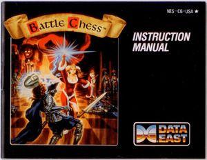 Battle Chess - NES Manual