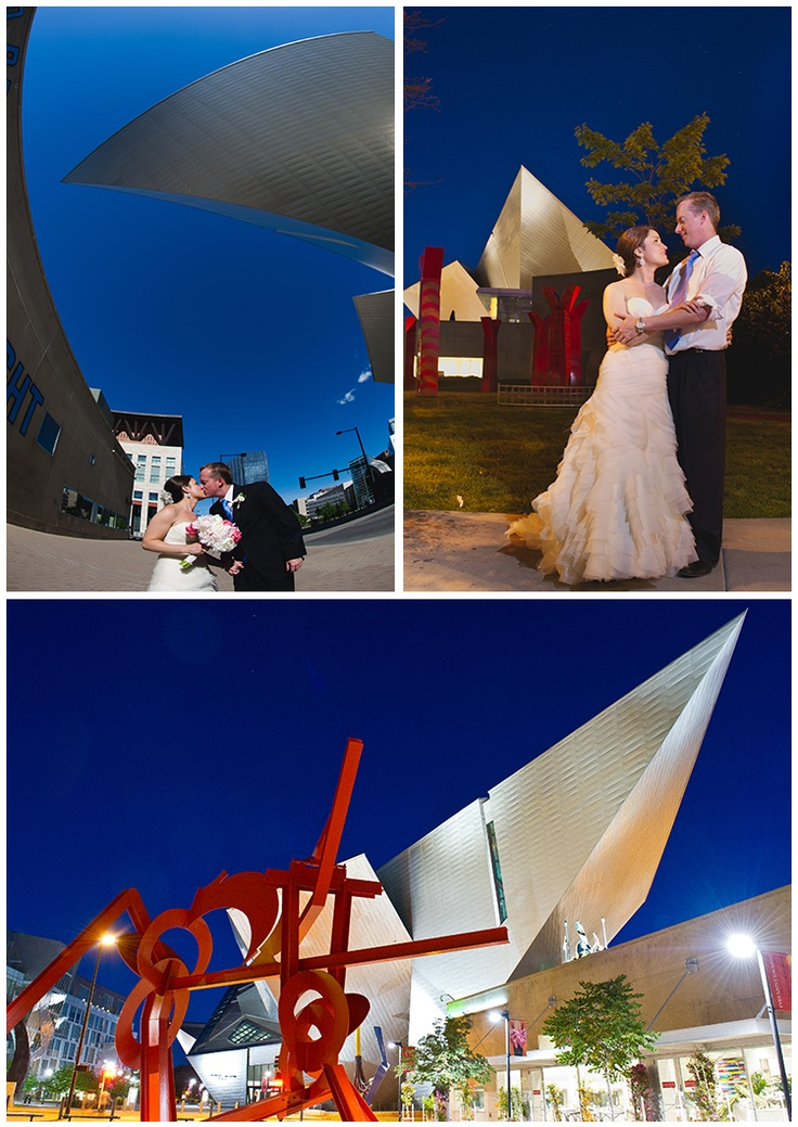 Natalie & Tom by Nine Photography, ninephotography.comArt Museum