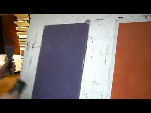 Benatsky stuk - GRASSELLO DI CALCE - Barvy San Marco - video c.11
