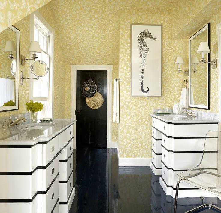 Ideas para Decorar a Casa de Banho (2)