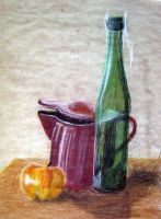 Still life, 1994 by Fymart