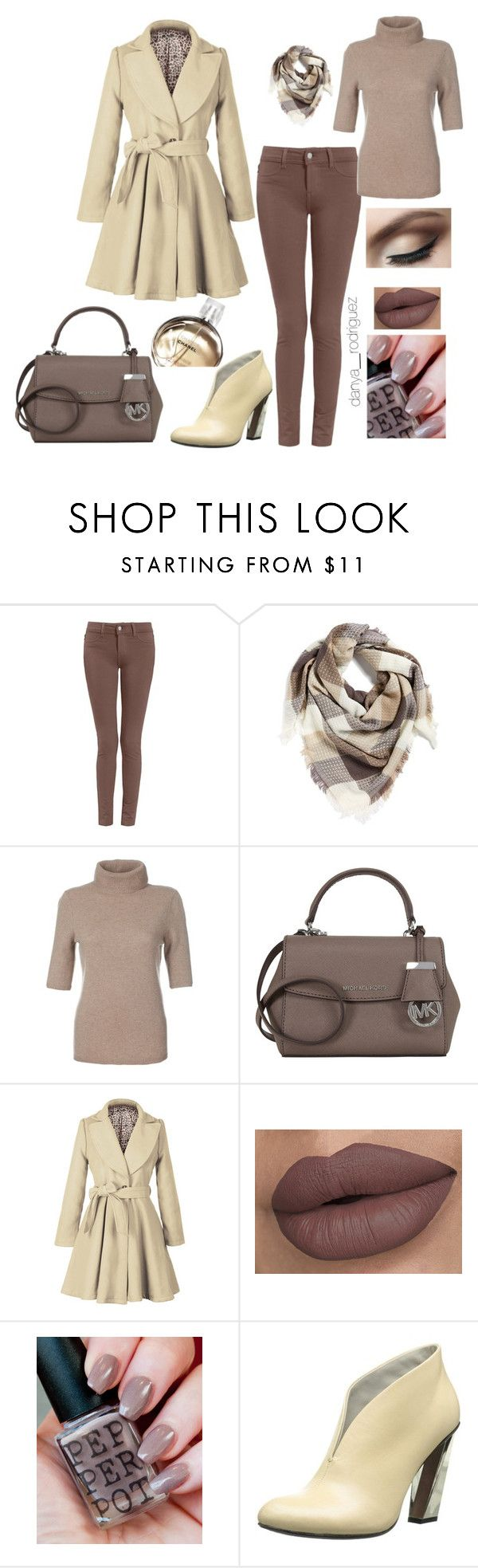 """""""Sin título #109"""" by sousou2578 on Polyvore featuring moda, BP., Chanel y UN United Nude"""