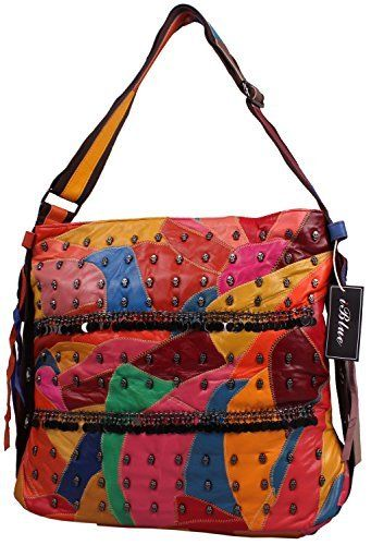 New Trending Shopper Bags: Iblue Womens Skull Studded Purse Lambskin Leather Shoulder Bag #i1080 (Multicolor). Iblue Womens Skull Studded Purse Lambskin Leather Shoulder Bag #i1080 (Multicolor)  Special Offer: $45.99  266 Reviews Specification Iblue Brand Is A Trade Mark Registered In The Us And Professional To Make Quality Bags For Many Years. Iblue Leather Women Handbag And Purse #I1080:...