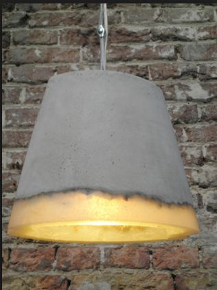 Concrete and Rubber Light