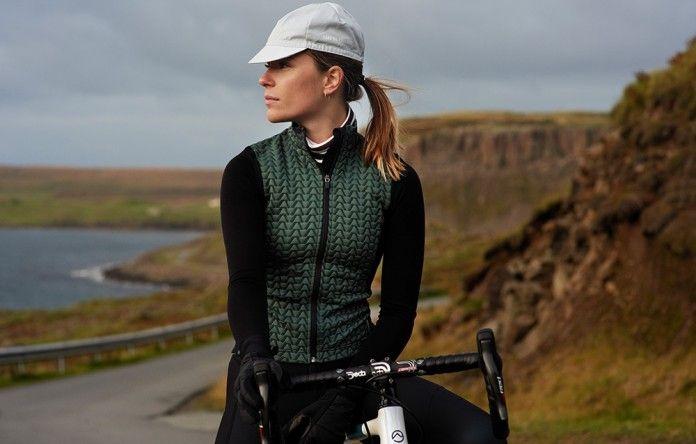 Women s Audax Merino Cycling Jersey Irma Vert  57001d4e5