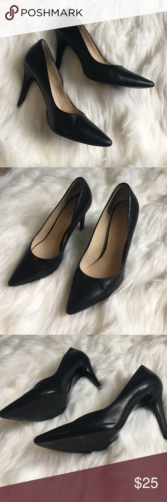 Nine West Heels ⚡ Fast Shipper.   Bundle Discounts.  No damages.    No Pets.   No Smoking.  ⚠️ No offers will be considered w/o the offer feature. Nine West Shoes Heels