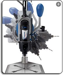 Dremel Workstation - I need this! Funny how we got a Dremel for the hubby but I'm the one always using it haha