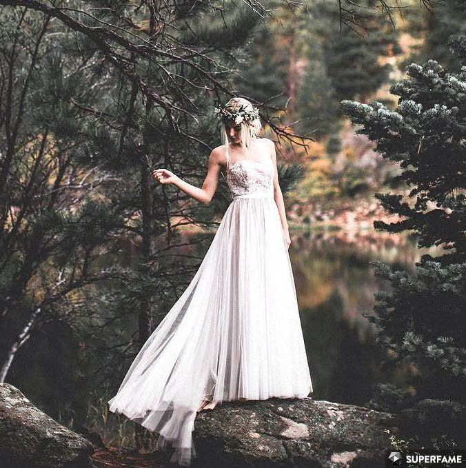 """Aspyn Ovard and Parker Ferris finally had their big wedding day in Utah! Want to see their proposal all over again? Click here to see more! """"I just love hi"""