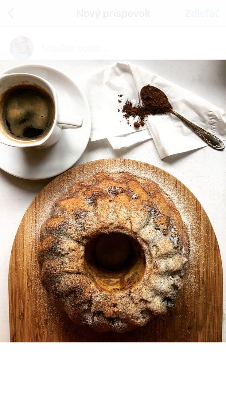 New taste 😍 Healthy gugelhupf cake to your ☕️☕️☕️ !!