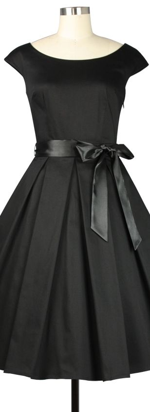 Retro Dress by Chic Star ---- Standard Size $54. Plus Size $60