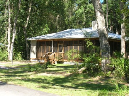 Bon 100 A Night   Located Along The Suwannee River Wilderness Trail With Access  To The Suwannee River, Hiking Trails And A Second Magnitude Spring,  Spacious T.