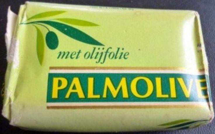 Palmolive - met olijfolie - zeep