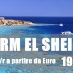 Egitto: Voli Sharm El Sheikh