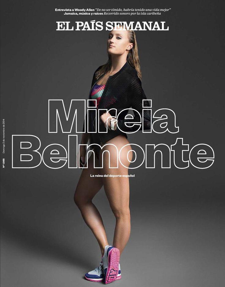 Mireia Belmonte, the queen of the spanish sports.