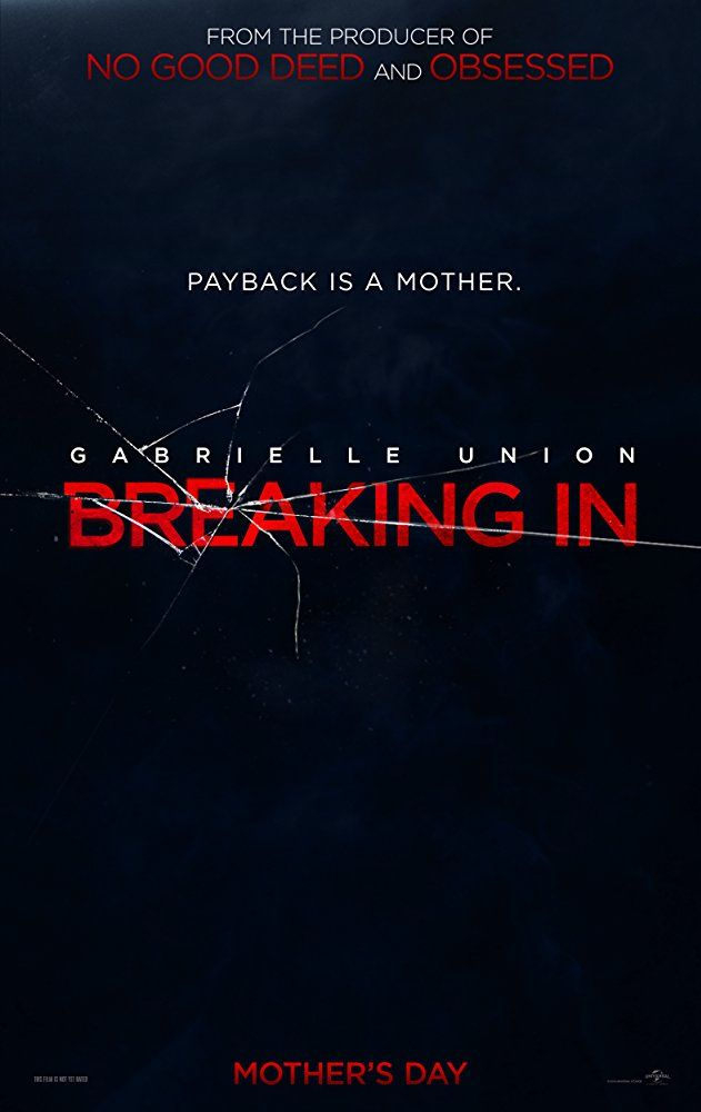 Hd Watch Breaking In 2018 Online For Free Movie S And