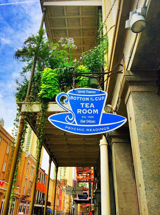 Best Hotels Near Tea Room In New Orleans