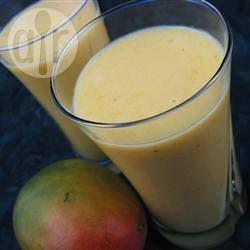 Apple Mango Smoothie @ allrecipes.co.uk