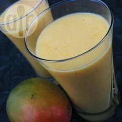 Appel mango smoothie @ allrecipes.nl