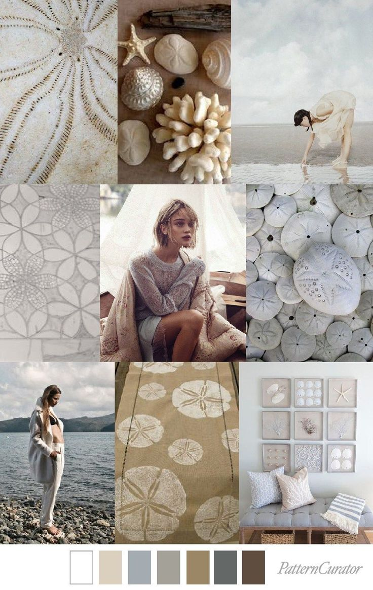 S/S 2018 colors trends: SAND DOLLAR
